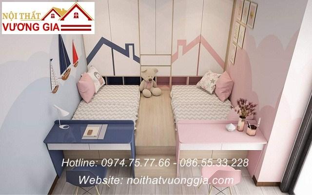 nội thất phòng ngủ cho bé,nội thất vương gia