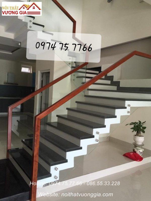 Cầu thang đẹp cho nhà ống,nội thất vương gia