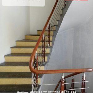 cầu thang inox đẹp,nội thất vương gia