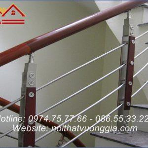 cầu thang inox đẹp